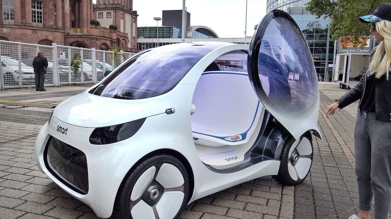 The Smartest Smart Car Smart Car Super Cars Car