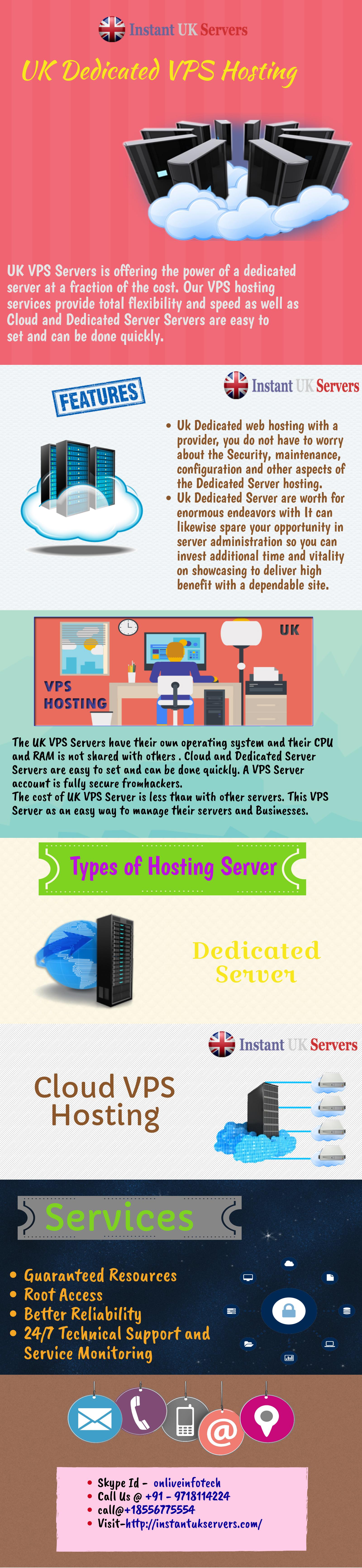 UK Dedicated Server Hosting has very popular