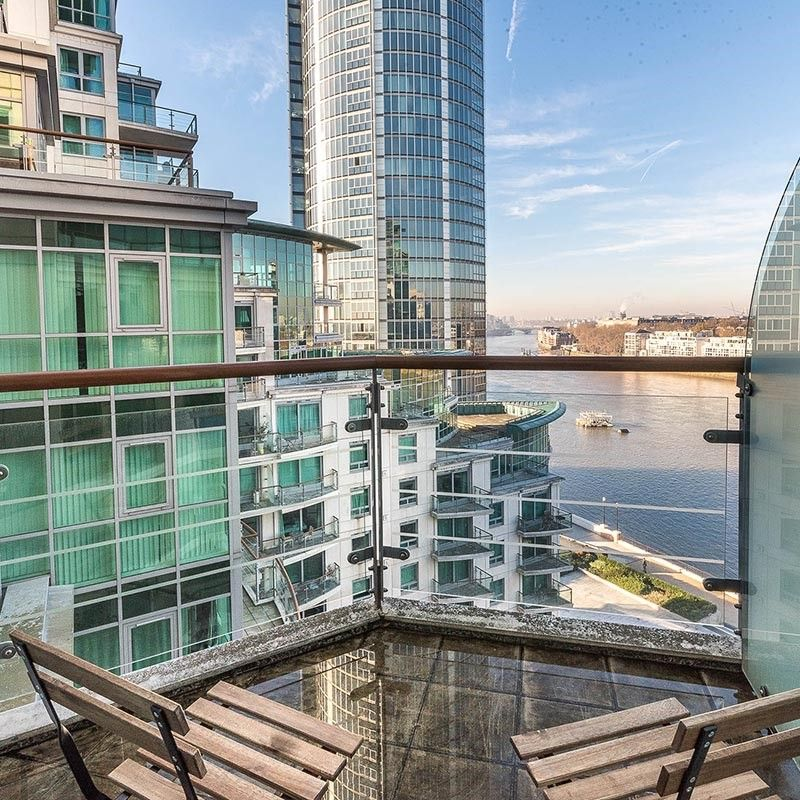 London luxury vacation rental apartment river views Thames ...