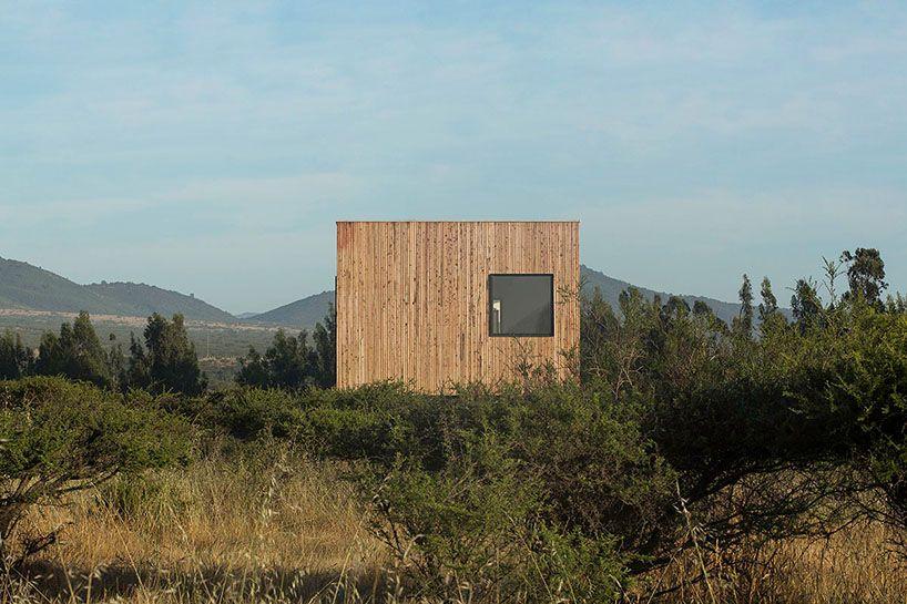 ruizsolar arquitectos el vigilante house chile designboom