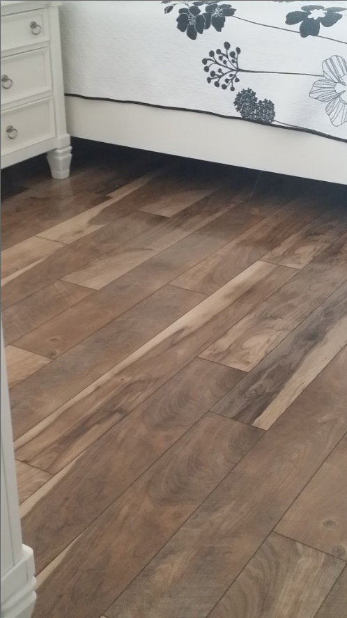 Check Out This Beautiful Laminate Floor From Mannington