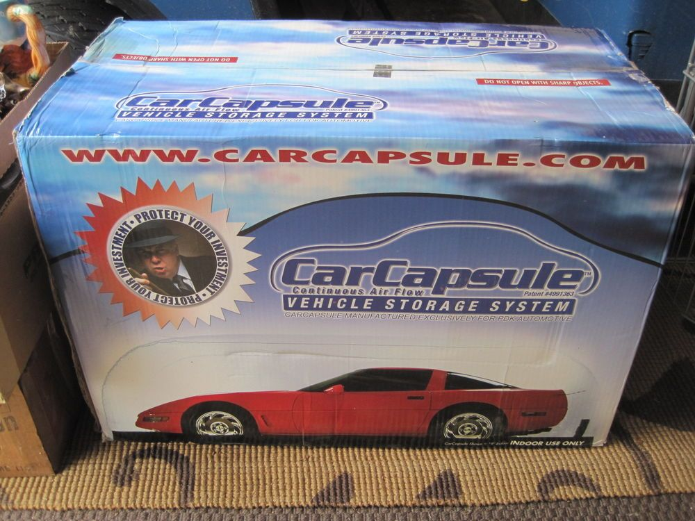 New Carcapsule For Indoor Use 18 Car Cover Bubble X 76 68 Capsule Cc18