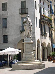 Vicenza -Piazzetta Palladio