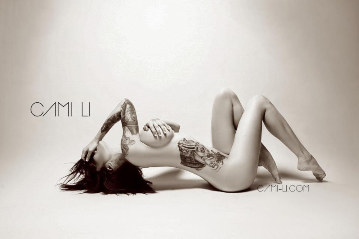 Cleavage Cami Li nude (13 photos), Topless, Paparazzi, Twitter, underwear 2006