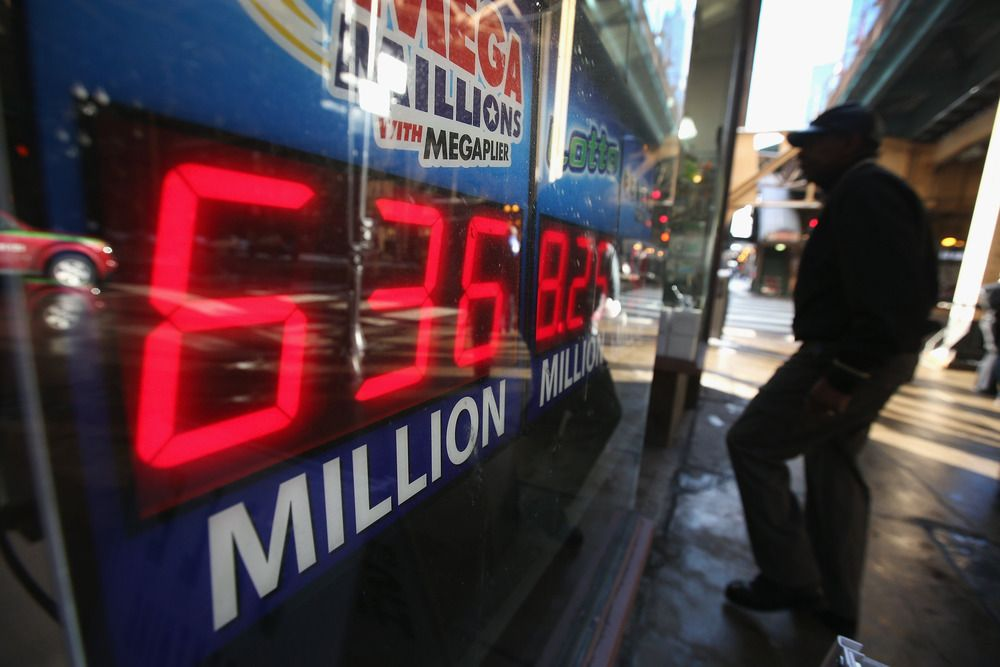 Are you Megarich? Winning Mega Millions tickets sold in