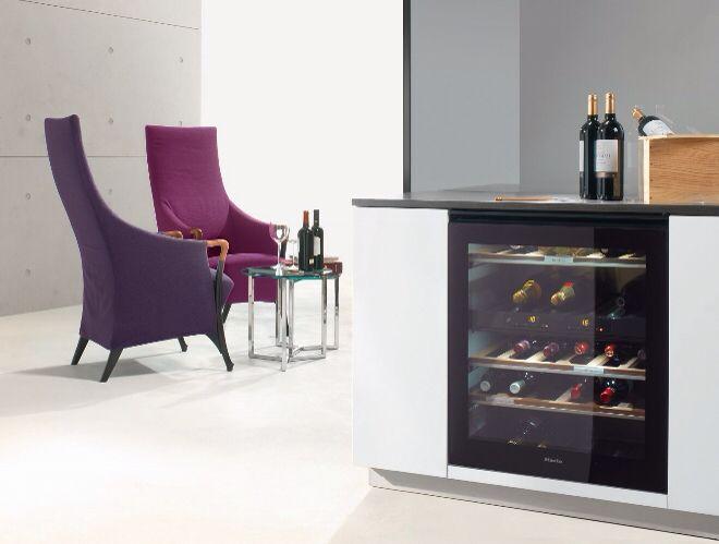 Inbouw Wijnkasten ~ Inbouw wijnkast tafelmodel keuken wine