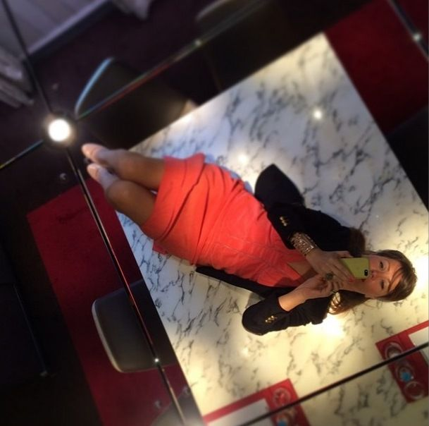 Business meeting rooms with mirrored ceilings! #racy @ Flemings Mayfair Hotel http://instagram.com/p/qkNnRAEPqp/