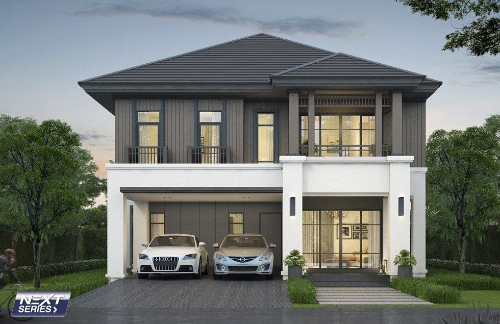 House Design Plan 9x10 5m With 5 Bedrooms Home Design With Plansearch House Architecture Design House Design Duplex House Design