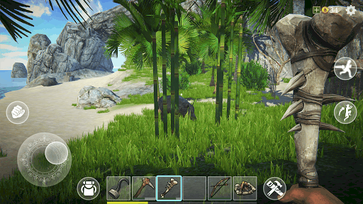 Last Pirate Island Survival 0 512 Apk Free Craft For Android Cheats Gamecheats Gamehack Apkmod Modapk Island Survival Pirate Island Survival