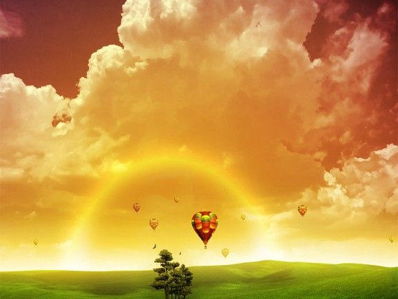 New Wallpaper Download Best Free Hd New Wallpapers Newwallpaper Fantasy Landscape Nature Wallpaper What Dreams May Come