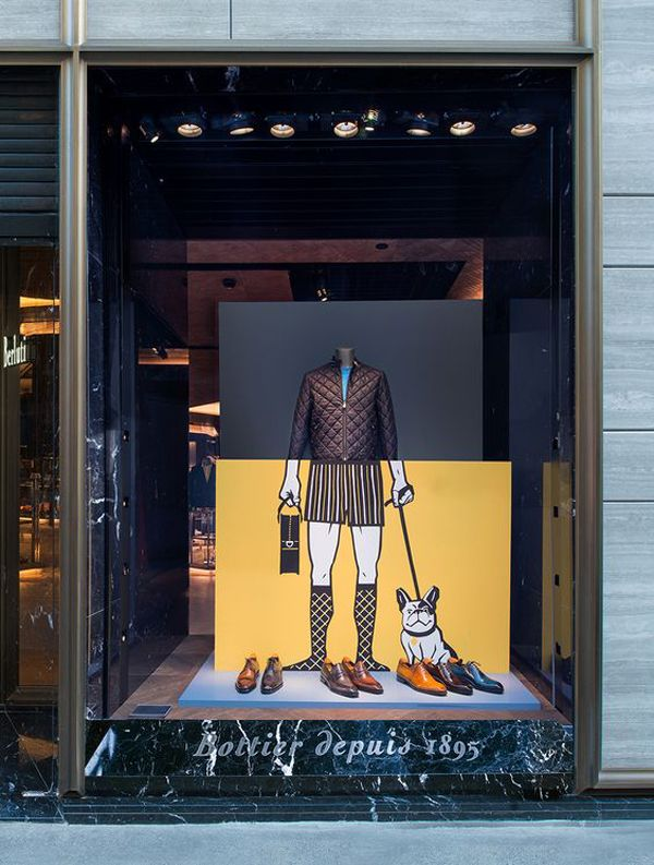 25 Cool And Creative Store's Window Display Ideas