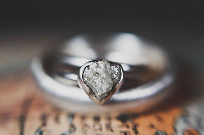 rock wedding ring