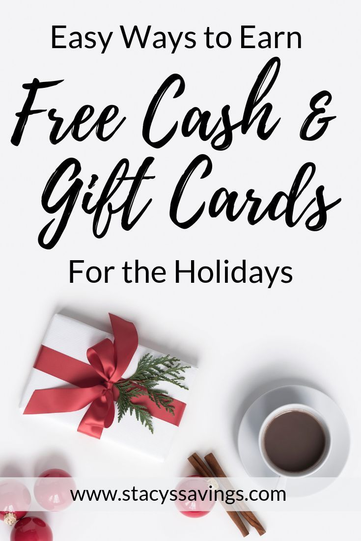 easy ways to earn free gift cards cash making money pinterest