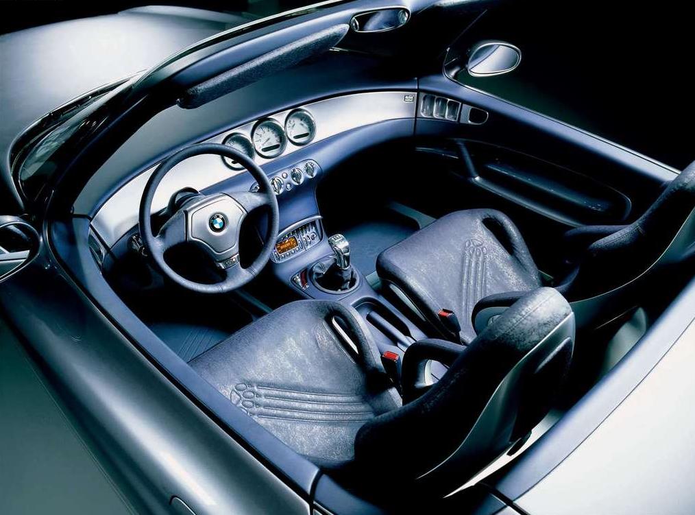 2001 BMW Z18 concept | Adrenaline Capsules | Pinterest | BMW ...