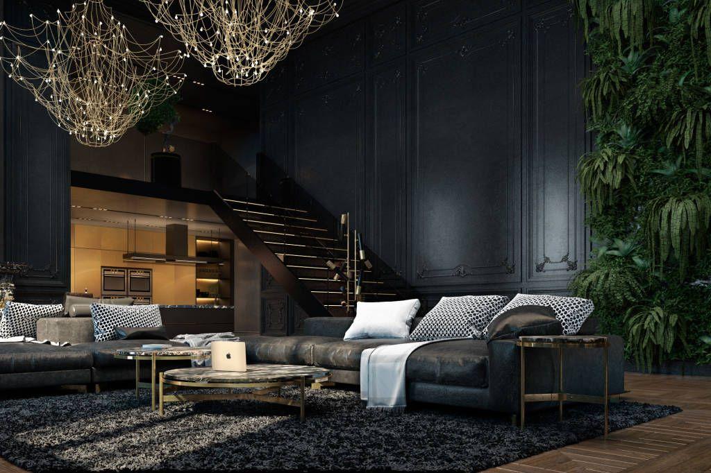 Wohnideen Apartment wohnideen interior design einrichtungsideen bilder