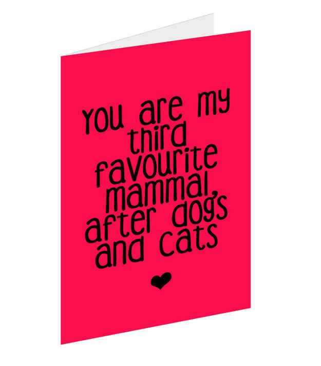13 Valentine's Day Cards For People Who Are Bad At Feelings