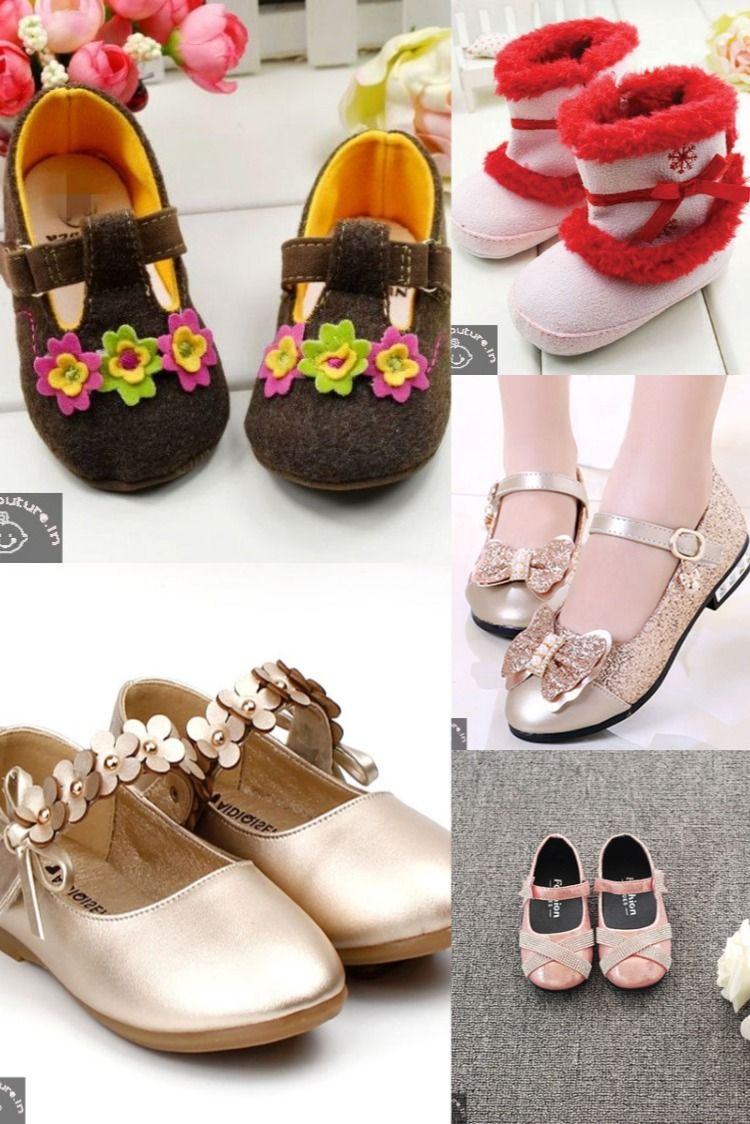 Kid shoes, Baby girl shoes