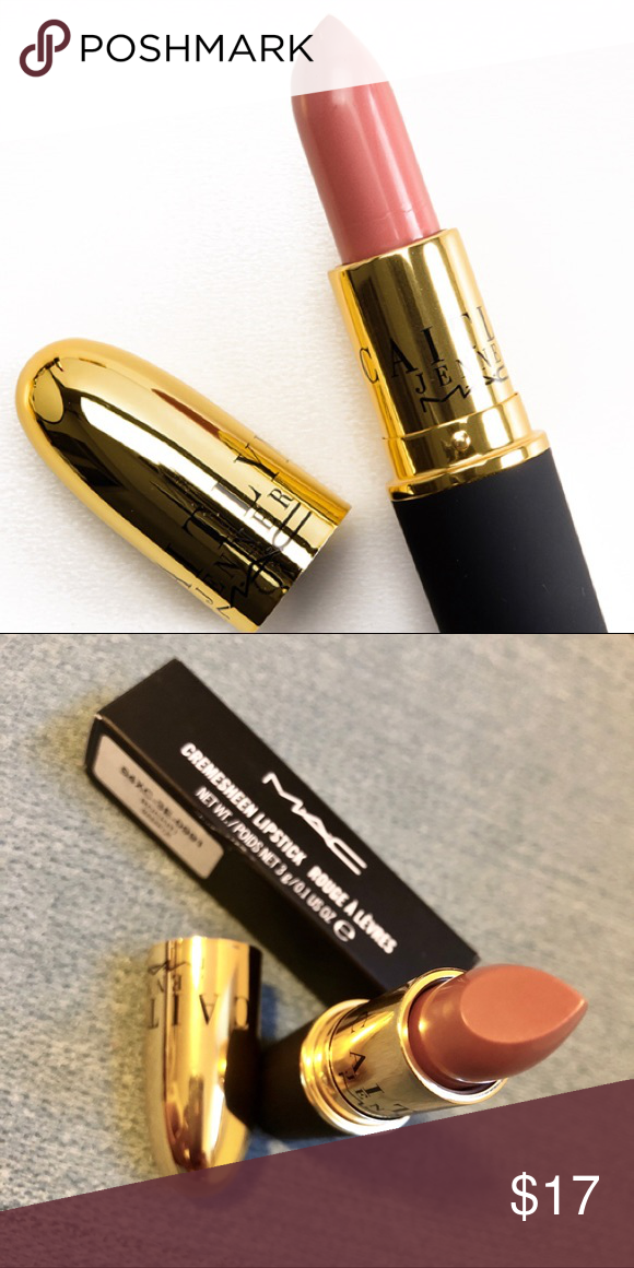 Limited Ed. Caitlyn Jenner MAC Lipstick Lipstick