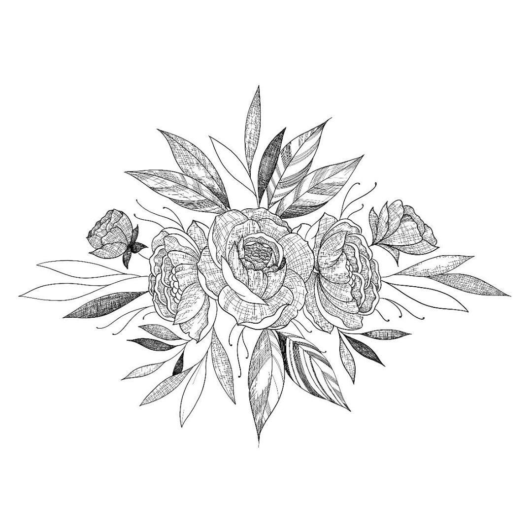 Beautiful florals by @mikaela.heather we think she should make this into a tote or print 😉 - - -  #freestyletattoostudio #freestyletattoo #canberra #canberratattoo #canberratattooist #veganink #vegantattoo #inkytattoosalve #vegantattooaftercare #blackink  #finelinetattoo  #femaletattooist #australiantattooartist #scripttattoo #fresh #healed  #realistictattoo #blackandgreytattoo #tattooinspiration #tattooart #artistsoninstagram #tattoooftheday #lineworktattoo #tattooing