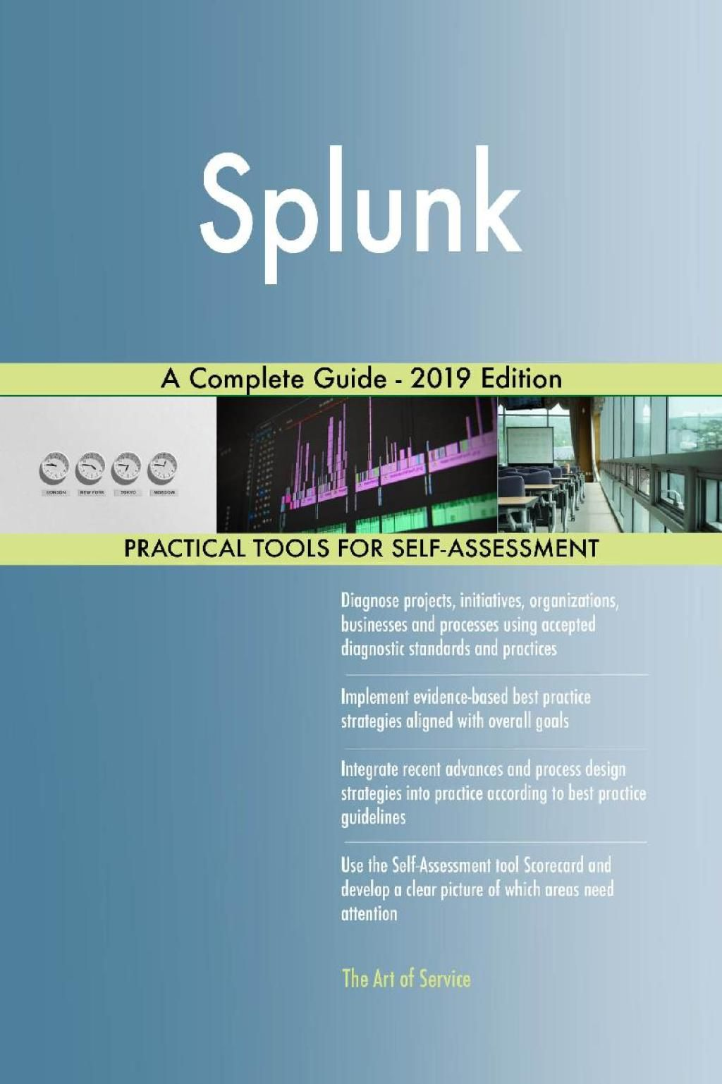 Splunk A Complete Guide - 2019 Edition (eBook) | Products in