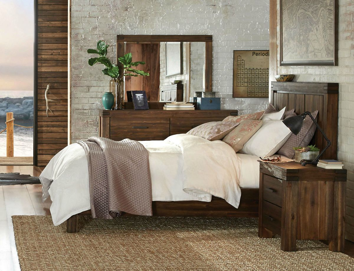 Meadowbrook 3 Piece King Bedroom | Urban Style | King ...