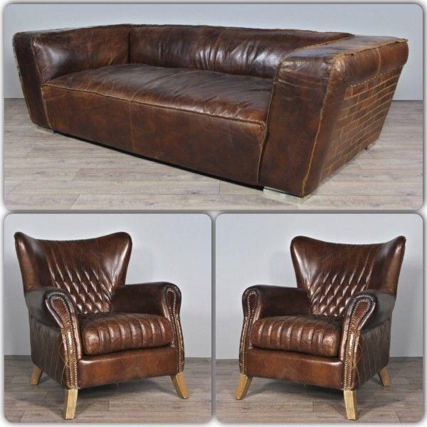 Nett sofa sessel leder | Deutsche Deko | Pinterest | Couch sessel ...