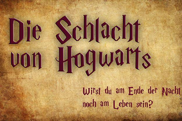 19 Fotos Bei Denen Du Zweimal Hinschauen Musst Hogwarts Schlacht Harry Potter Mode