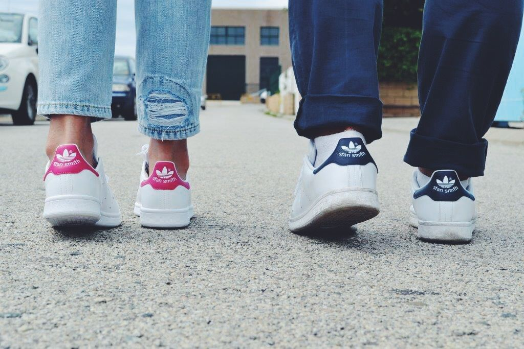 E 'Temporada No Te Quedes Peccato Tus Stan Smith De Adidas Originali