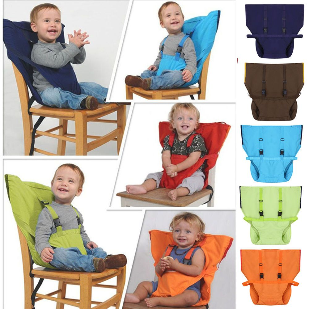 Baby Safety High Chair Dining Eat Feeding Travel Car Seat
