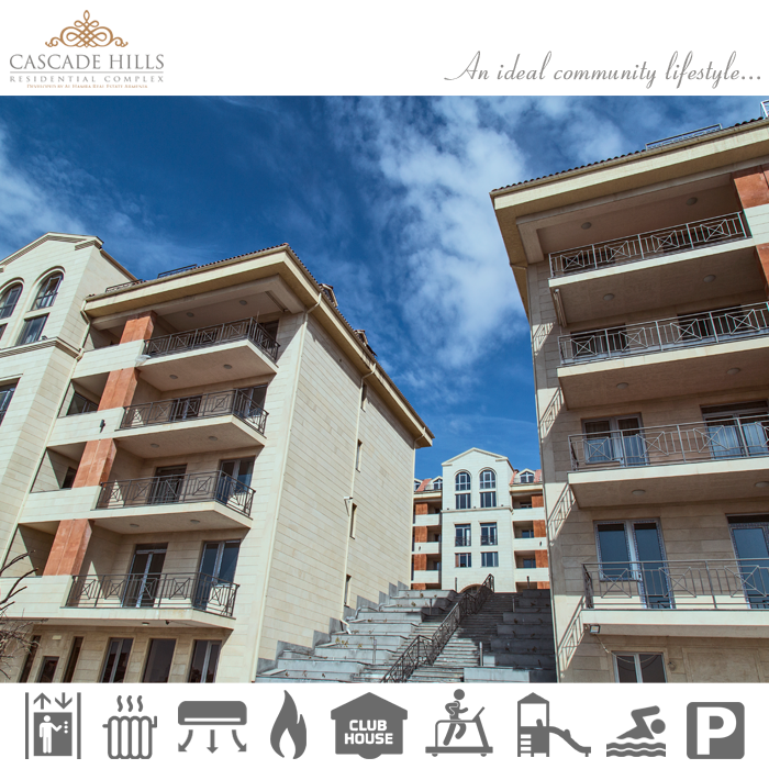 Cascade Hills A Contemporary Family Oriented Residential Complex S Services Facilities 24 Hour Residential Complex Outdoor Swimming Pool Security Gates