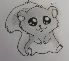 dessin manga animaux facile