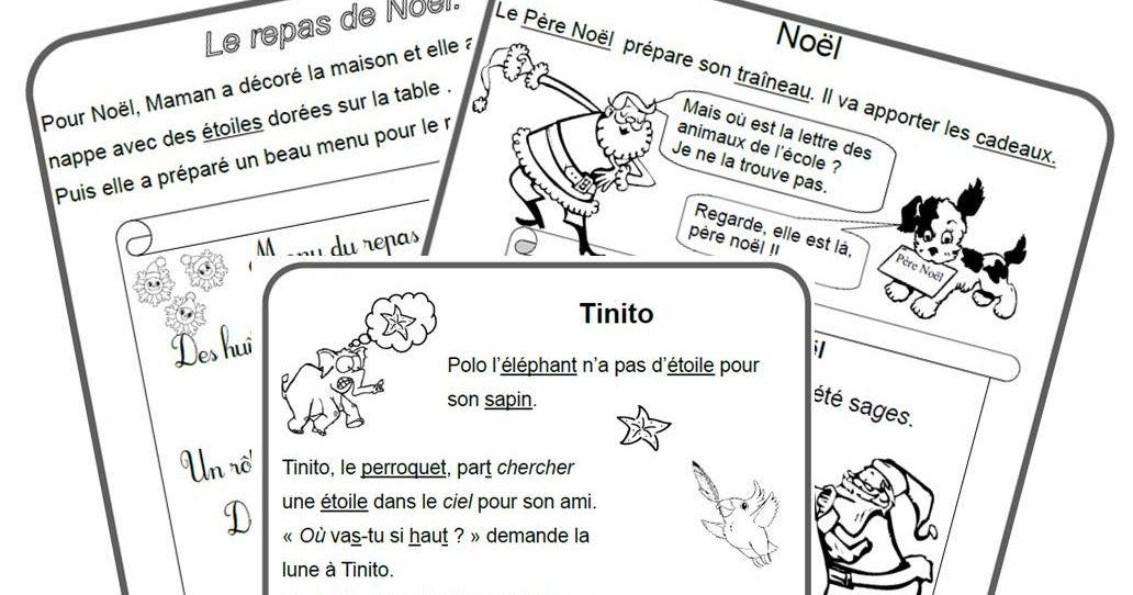 Noel Lecture Exercices Album Plein Les Bottes Ras La Hotte Splat Lulu Et Le Sapin Orphelin Texte Noel Lecture Noel