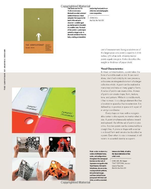 The Language of Graphic Design: An Illustrated Handbook for Understanding Fundamental  Design Principles: Richard