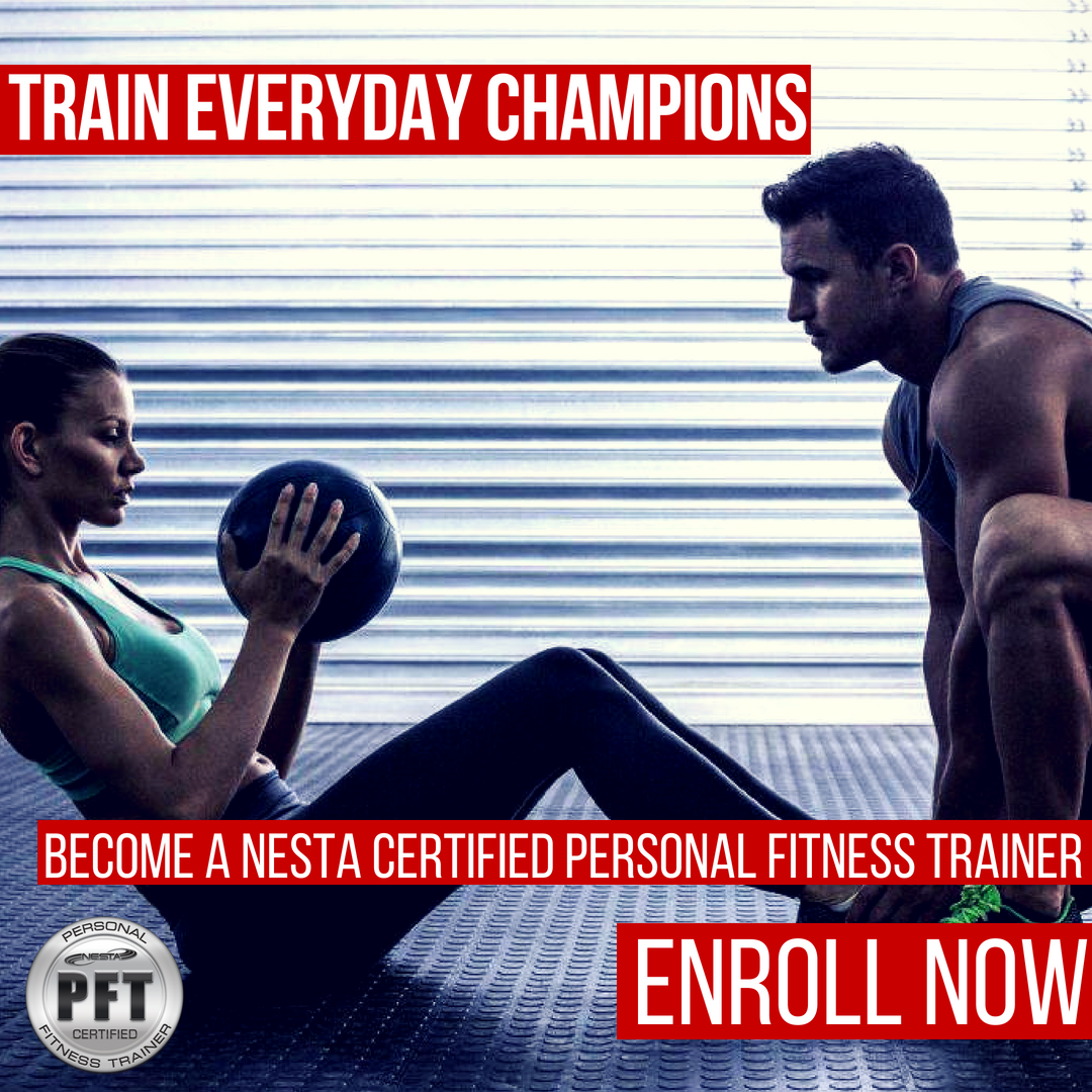 Personal Trainer Certification NESTA How to a