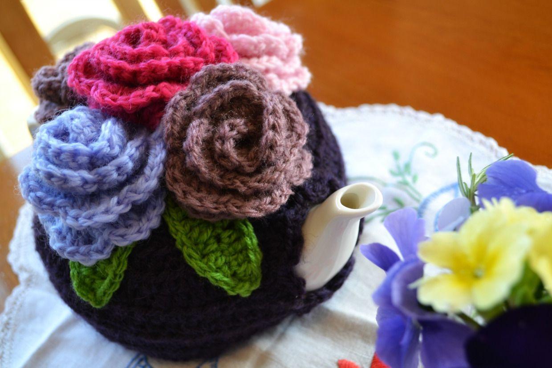 crochet tea cosy | Tea Cosies | Pinterest