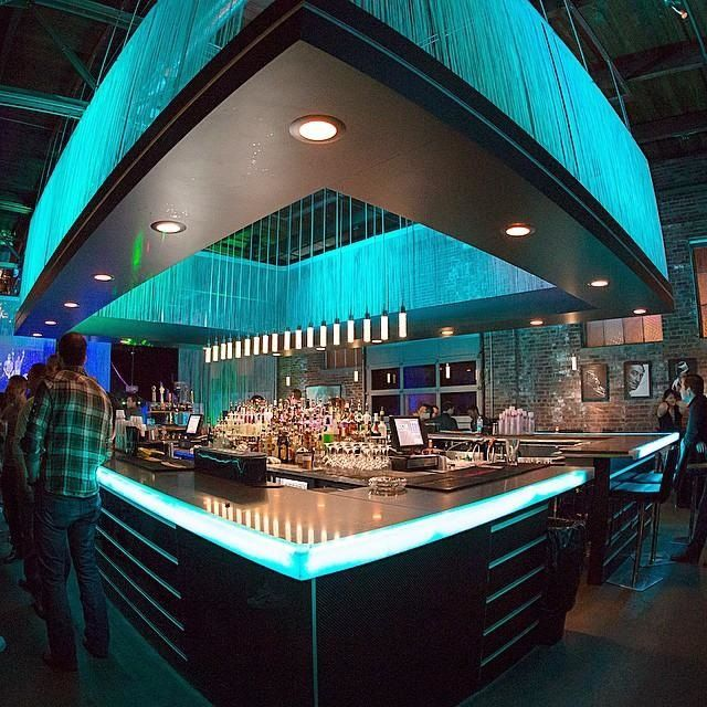 Enjoy The Nightlife Scene At Icon Lounge In Downtown Sioux Falls Sfmoment Night Life The Good Place Great Places