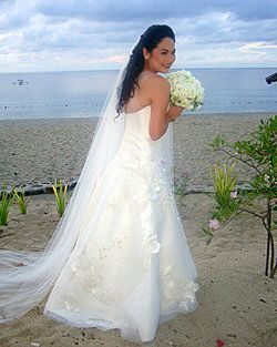 Judy Ann Santos Wedding Gown By Paul Cabral