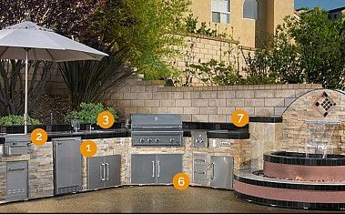 http://www.outdoorentdesignsinc.com Buy your custom made outdoor kitchen. is more economical than you think.