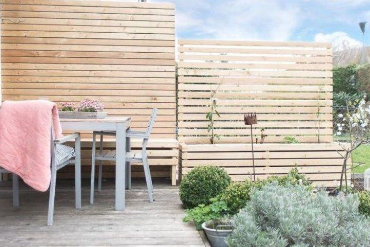Sichtschutz Selber Bauen Villa Josefina Gartendiy Garten Diy Outdoor Furniture Sets Indoor Garden Outdoor Decor