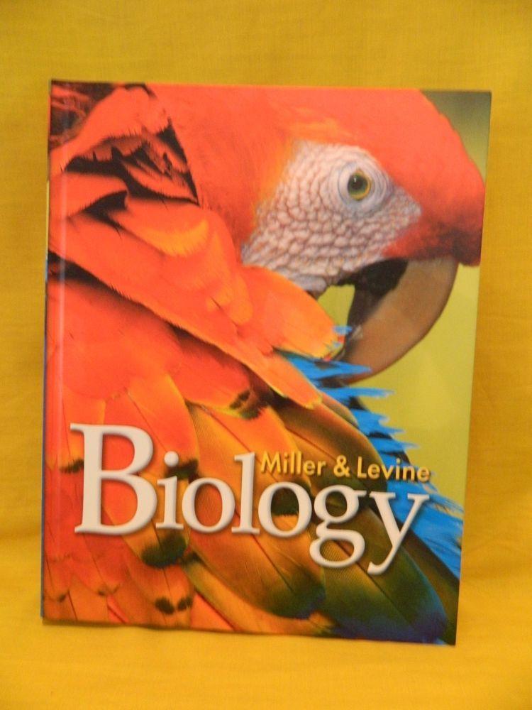 Miller And Levine Biology Student Bk 2010 LN Science