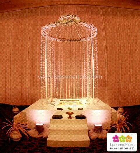 Poruwa Sri Lankan Wedding Jasmine Lassana Flora Hilton