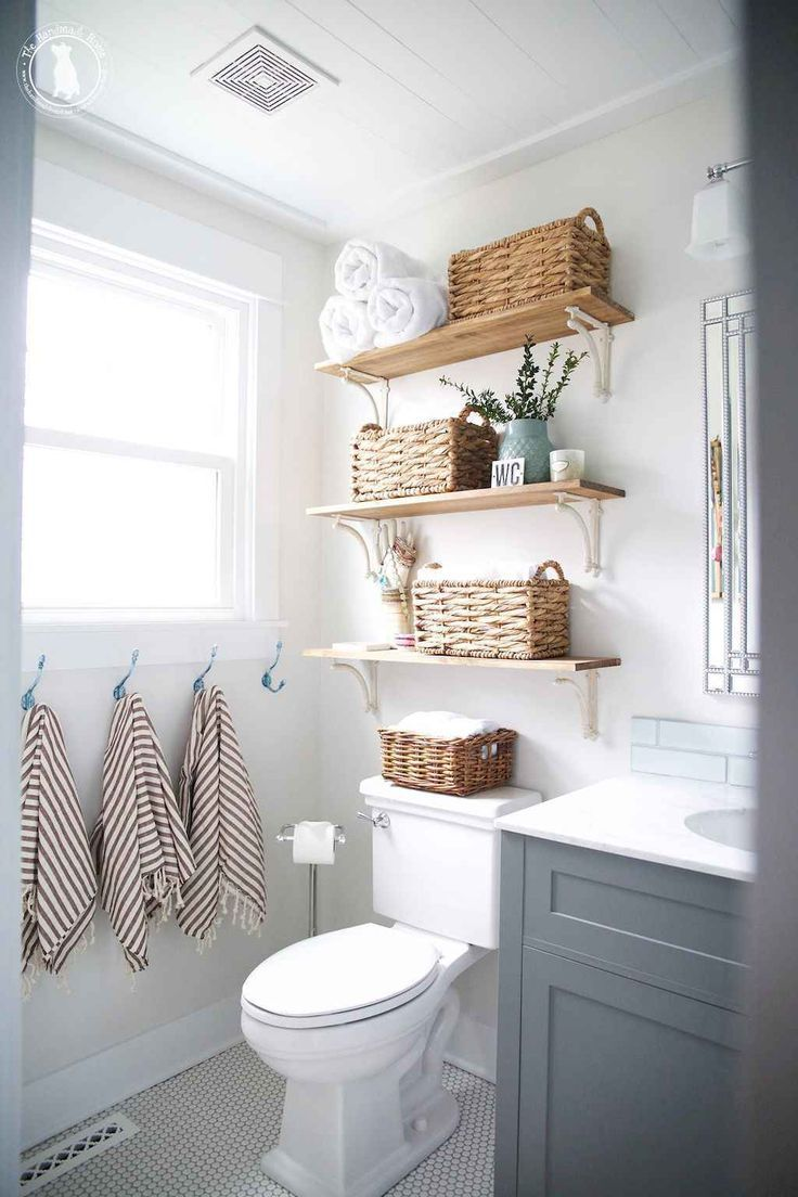 Small Bathroom Ideas: Cost Effective And Beautiful