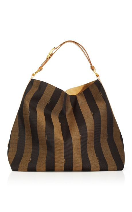 837897376574 Fendi Resort 2012- Tobacco Hobo