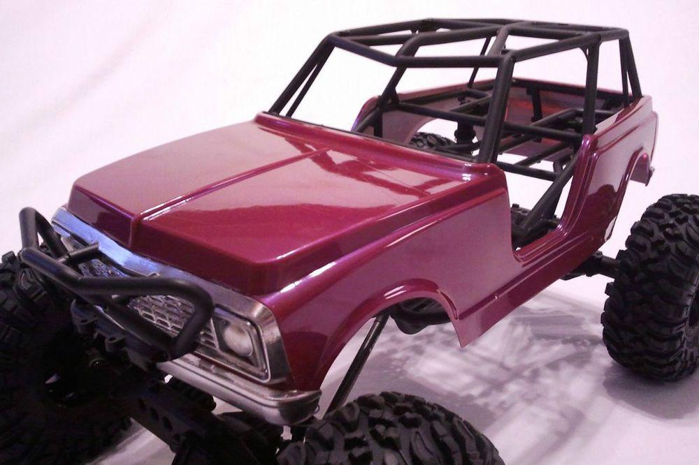 67-'72 K5 Blazer Rock Crawler RC Body Axial Wraith AX10
