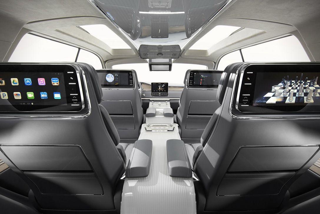 Lincoln Concept SUV 8 Aut³k Pinterest