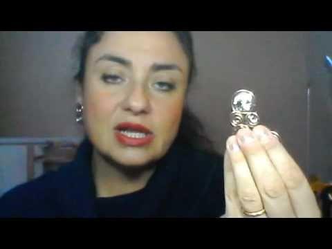 * Video Creazioni 10 * Orecchini qua, ciondoli e bracciali là ^_^ (superduo rivoli cipollotti) - YouTube