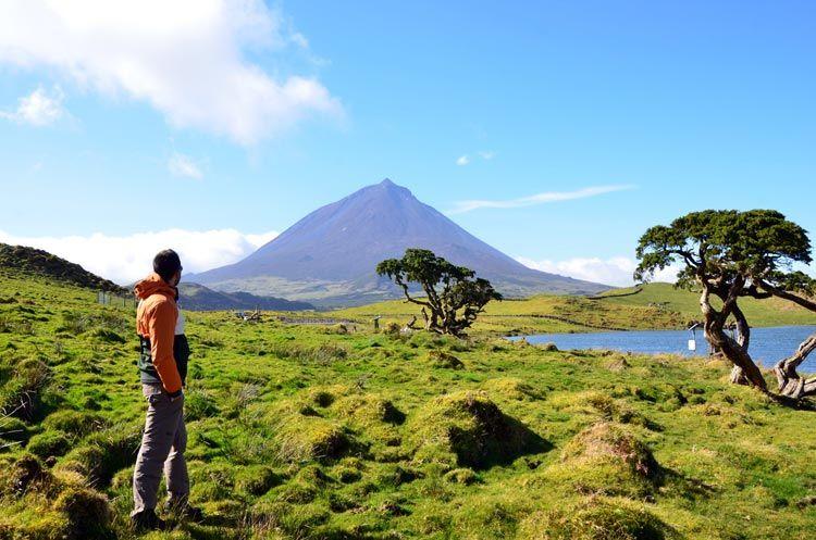 Azores, nueve isletas desbordantes de naturaleza perfectas para senderistas