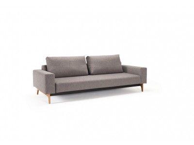 Idun Sofa Bed With Arms 140 X 200 Cm Sofa Sofa Bed Sofa