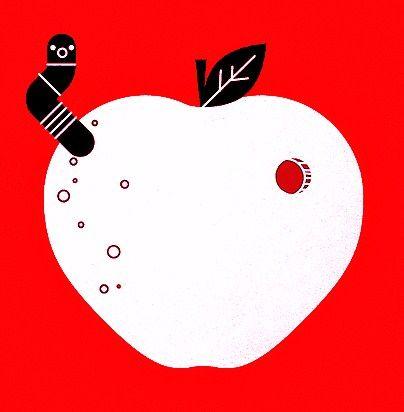 The Rotten Apple Art Illustration By Jeremainepatterson Rotten Rottenapple Apple Poisonapple Justonebite Sku Skull Art Drawing Skull Art Skull Artwork