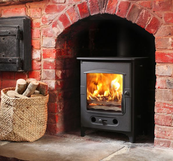 Pin By Dr On Home Freestanding Fireplace Fireplace Home Decor